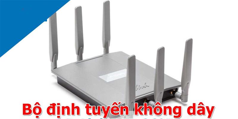 Bộ định tuyến wifi không dây