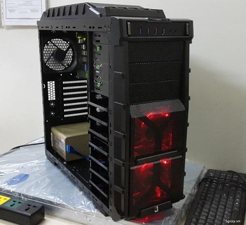 Cấu hình CPU khủng là một lợi thế đối với các dịch vụ server