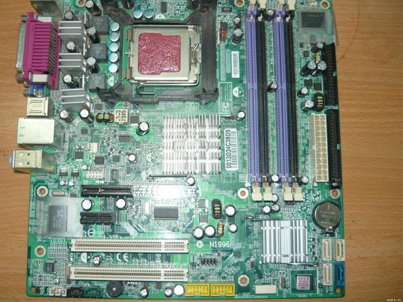 Các loại Main máy tính hiện có trên thị trường