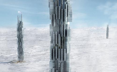 Các tháp dữ liệu trong tương lai