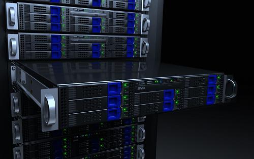 Case chứa nhiều server
