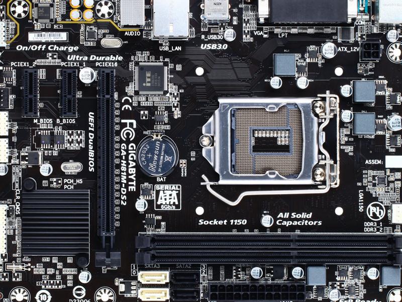Cấu tạo của main máy tính ra sao?