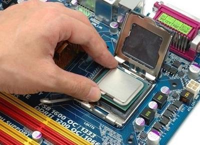 Chip cho máy chủ