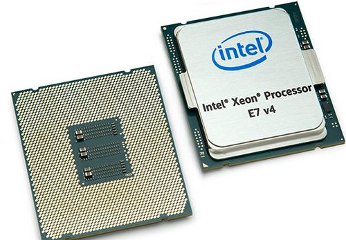 Chip xử lý mới của Intel