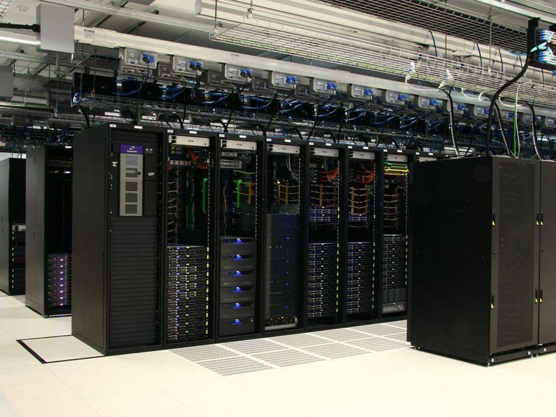 Cho thuê máy chủ server