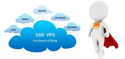 Công nghệ VPS SSD
