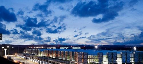 Data center lớn