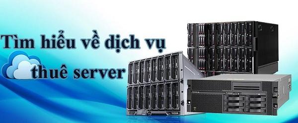 Dịch vụ thuê server cao cấp