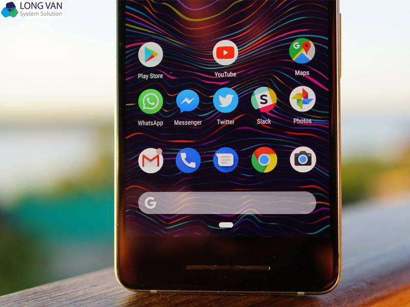 Các phiên bản của Android hiện nay
