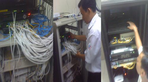 Hệ thống máy chủ cần được bảo trì thường xuyên