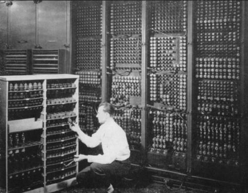 Hệ thống máy tính ngày xưa