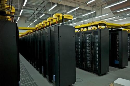 Hệ thống server của IBM
