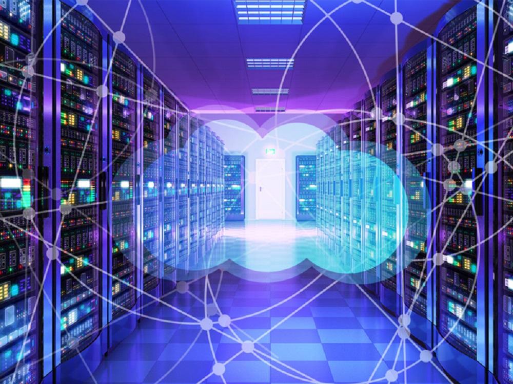 Hình ảnh cloud datacenter