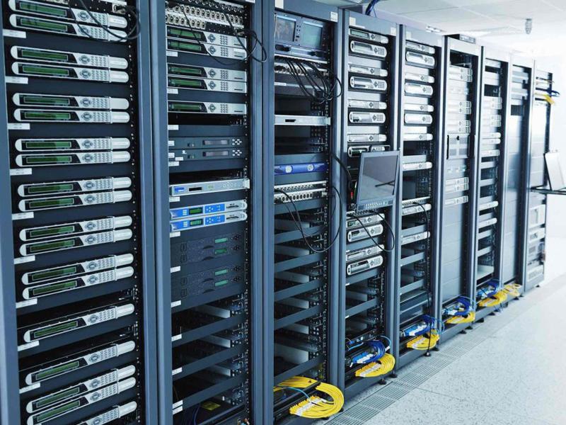 Hình ảnh máy chủ server game