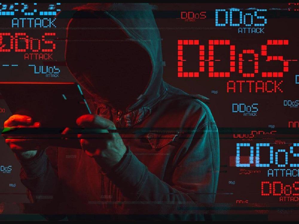 Hình ảnh về khái niệm DDOS