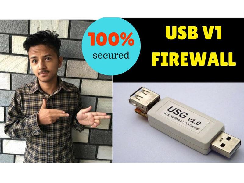 Phần mềm Usb FireWall