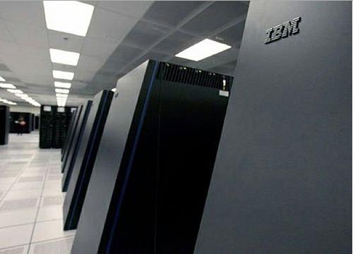 IBM sẽ ra mắt siêu máy tính