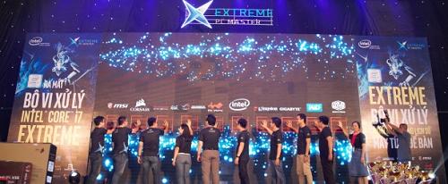 Intel ra mắt công nghệ mới
