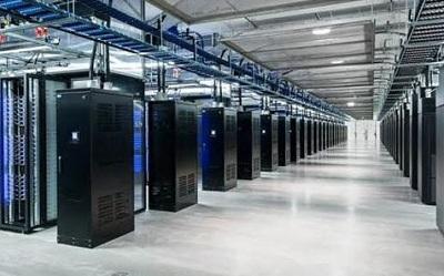 Không gian máy chủ rộng rãi