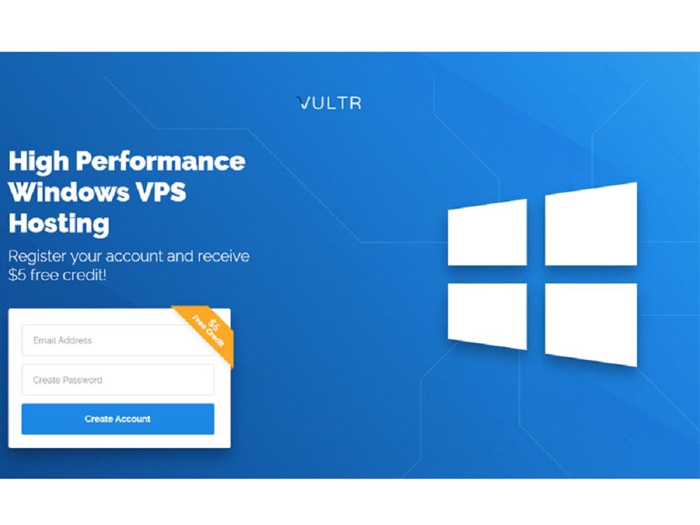 Lợi ích khi sử dụng VPS Windows