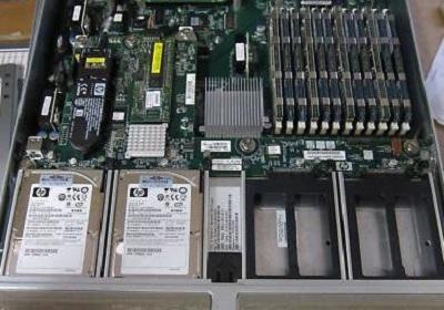 Máy chủ cắm full RAM