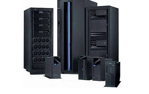 Máy chủ thế hệ 4 của IBM