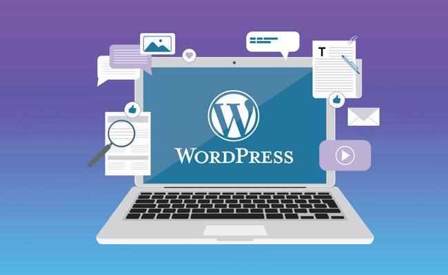 Hình ảnh minh họa Wordpress