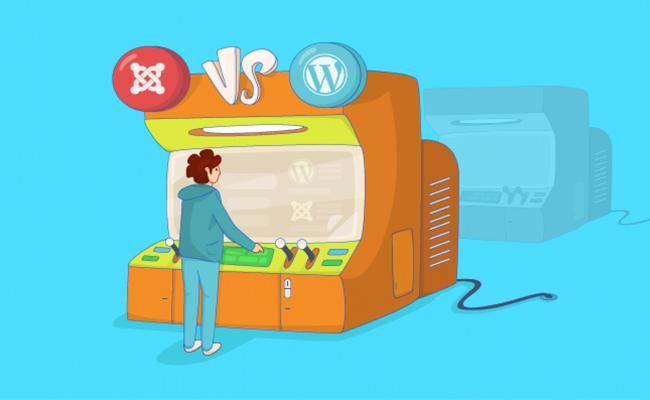 Nên lựa chọn CMS Wordpress hay Joomla
