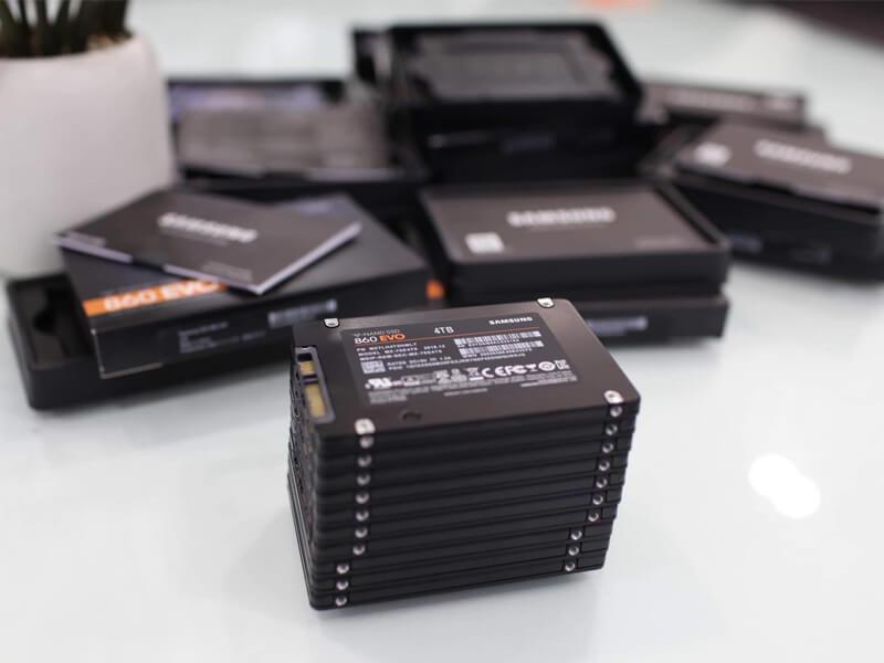SSD Có tác dụng gì