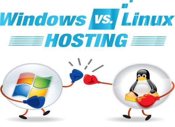 Khác biệt giữa Windows hosting và Linux hosting