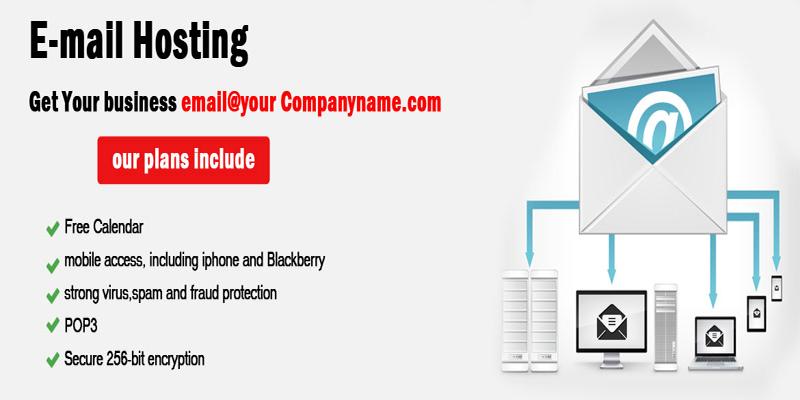 Tính năng của email hosting