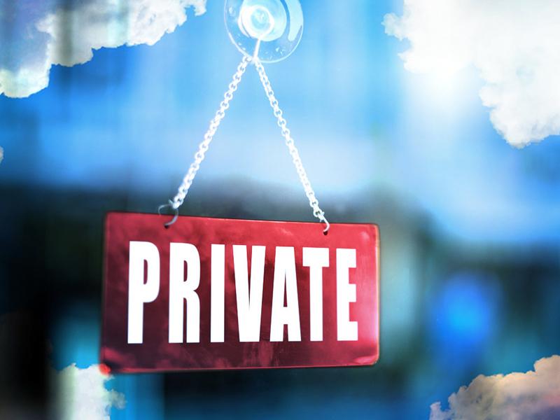 Vì vậy, tại sao Private Cloud lại quan trọng như thế